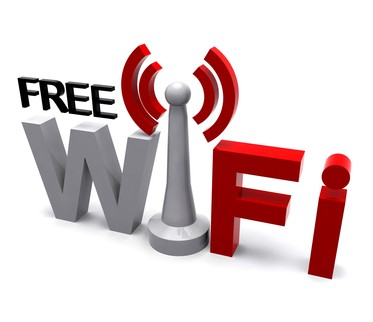 Portable Devices Free WiFi