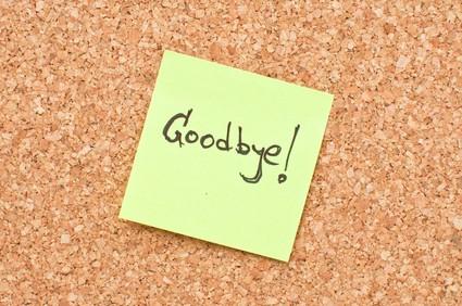 Goodbye xp