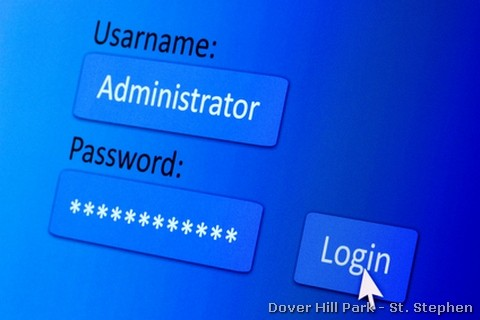 Password Managers make logging in easier and more secure.