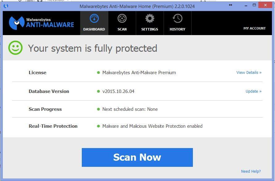 Malwarebytes_Dashboard